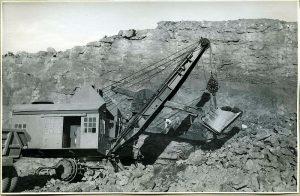 Lastemaskin 1952